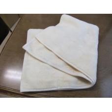 毛足付きマット(10枚)クリーム正方形